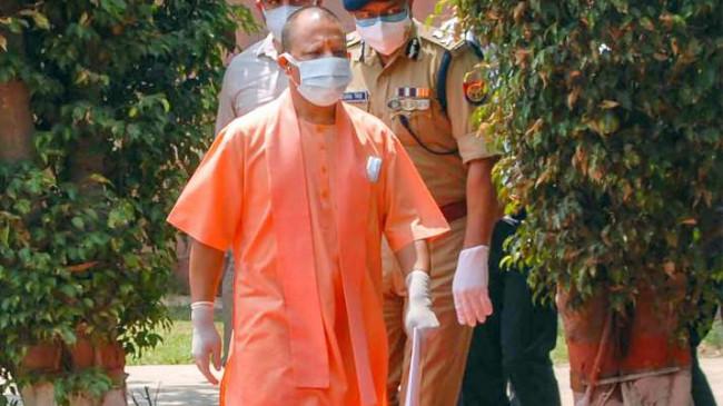 सीएम योगी का दिल्ली दौरा, गृहमंत्री अमित शाह से मुलाकात की, कल पीएम मोदी से मीटिंग