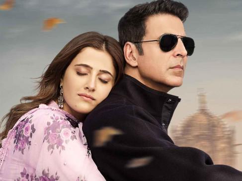 """अक्षय कुमार और नूपुर सेनन की """"फिलहाल 2"""" का फर्स्ट लुक जारी, इस दिन रिलीज होगा """"टीजर"""""""