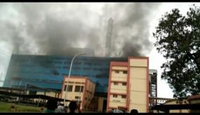 210 मेगावॉट की इकाई में धधक उठी आग, बिजली उत्पादन बंद - अमरकंटक ताप विद्युत गृह की घटना