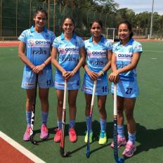 टोक्यो ओलंपिक के लिए चुनी गई मध्य रेलवे की चार महिला हॉकी खिलाड़ी