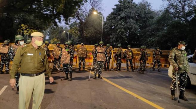 Israel embassy blast: दिल्ली पुलिस ने लद्दाख के चार छात्रों को गिरफ्तार किया, ब्लास्ट की साजिश रचने के मामले में केस रजिस्टर