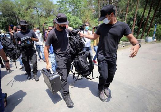 गृह मंत्रालय ने NIA को सौंपी जम्मू-कश्मीर एयरफोर्स स्टेशन ड्रोन हमले की जांच, आज होगी FIR