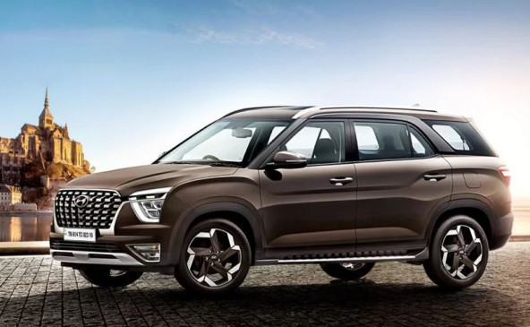 Hyundai Alcazar थ्री- रॉ एसयूवी में मिलेंगे ये शानदार फीचर्स, जानें संभावित कीमत