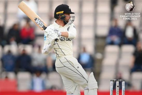 Ind vs NZ WTC Final, Day 3: भारत की पहली पारी 217 रनों पर सिमटी, न्यूजीलैंड ने दो विकेट के नुकसान पर 101 रन बनाए, कोनवे का अर्धशतक