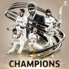 Ind Vs NZ WTC Final: न्यूजीलैंड बनी वर्ल्ड टेस्ट चैंपियन, भारत को 8 विकेट से हराया, जेमिसन को प्लेयर ऑफ द मैच का अवॉर्ड