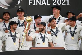 Ind Vs NZ WTC Final: न्यूजीलैंड बनी वर्ल्ड टेस्ट चैंपियन, भारत को 8 विकेट से हराया, जेमिसन प्लेयर ऑफ द मैच