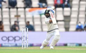 India Vs New Zealand WTC Final Live: टीम इंडिया का स्कोर 134/3, कप्तान कोहली और रहाणे क्रीज पर मौजूद