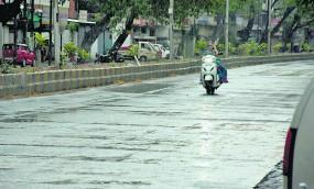 विदर्भ में अभी नहीं आएगा मानसून , नागपुर में बादलों के साथ रहेगी उमस