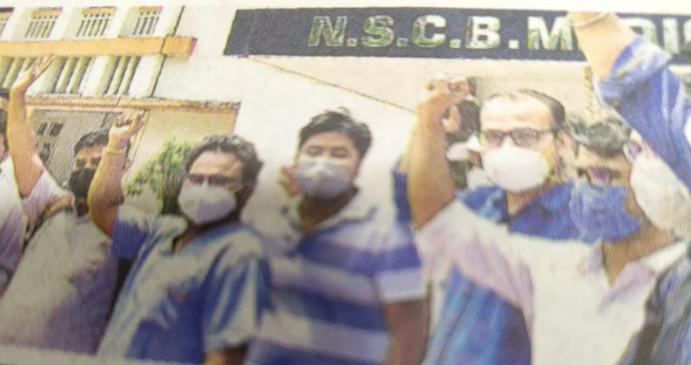 माँगों को लेकर अड़े जूडॉ, स्वास्थ्य सेवाएँ लडख़ड़ाईं हड़ताल