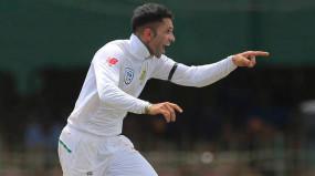 केशव महाराज ने विंडीज के खिलाफ हैट्रिक लेकर हासिल की बड़ी उपलब्धि; ऐसा करने वाले विश्व के 42वें गेंदबाज