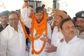 पटना में तय हुआ लोजपा का भविष्य, पशुपति पारस निर्विरोध चुने गए अध्यक्ष