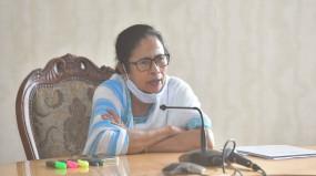 ममता बनर्जी बोलीं- बंगाल में राजनीतिक हिंसा नहीं हुई, ये सब बीजेपी की नौटंकी