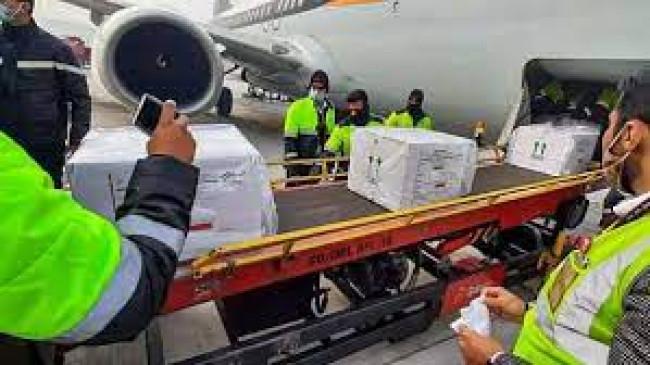 पुणे हवाई अड्डे से अभी तक देशभर में भेजी गई 10 करोड़ से ज्यादा वैक्सीन