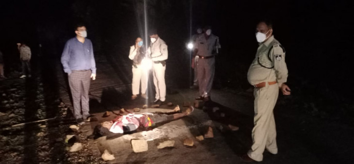 हत्या: गुटखा छीना और विरोध करने पर युवक को उतार दिया मौत के घाट
