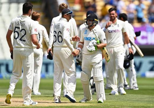बर्मिघम टेस्ट: विश्व टेस्ट चैंपियनशिप फाइनल से पहले न्यूजीलैंड ने इंग्लैंड को हराया, 1-0 से जीती सीरीज