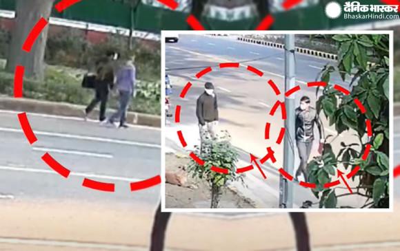 Israel embassy blast: NIA ने दो संदिग्धों की तस्वीर जारी की, 10 लाख का इनाम घोषित किया