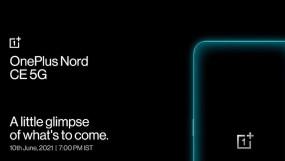 OnePlus Nord CE 5G का टीजर हुआ जारी, मिलेगा 64 मेगापिक्सल कैमरा