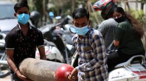 IIT की रिपोर्ट में दावा: कोरोना की दूसरी लहर के दौरान यूपी में हुई ऑक्सीजन की बर्बादी