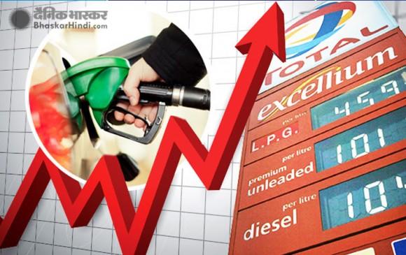Fuel prices: सरकारी तेल कंपनियां हर दूसरे दिन बढ़ा रही कीमतें, जानें आज क्या हैं पेट्रोल- डीजल के दाम