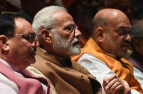 केंद्रीय कैबिनेट में फेरबदल की अटकलें, पीएम मोदी की अमित शाह और जेपी नड्डा के साथ बैठक