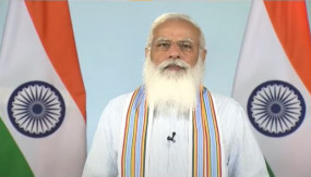PM मोदी ने की क्रैश कोर्स प्रोग्राम की शुरुआत, कहा महामारी से सामना करने को तीन माह में तैयार होंगे 1 लाख युवा हेल्थ वर्कर