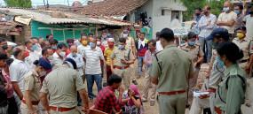 पुलिस पकड़ से बाहर है मासूम के साथ दुराचार कर हत्या करने वाला आरोपी - 10 हजार रुपए का इनाम घोषित