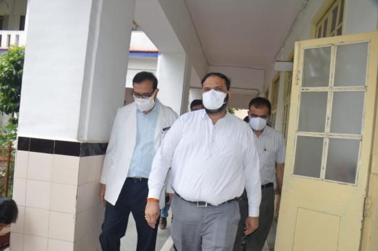 तीसरी लहर की तैयारी - विक्टोरिया, मेडिकल के साथ तीन प्रमुख अस्पतालों में बच्चों के लिए तैयार हो रहे विशेष वार्ड