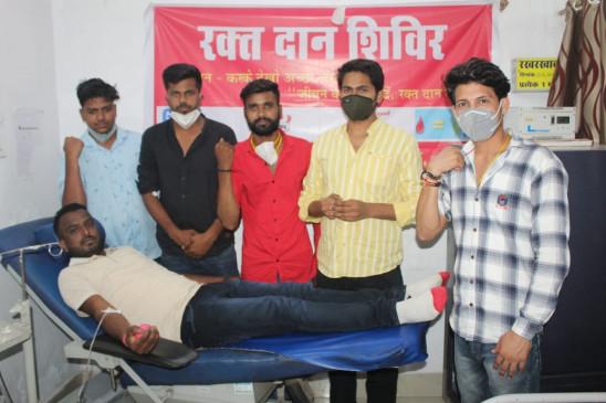 जनसेवा के रूप में मनाया राहुल गांधी का जन्मदिन,  किसी ने राशन वितरण , तो किसी ने किया रक्तदान