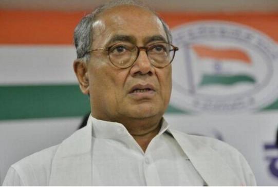 दिग्विजय वायरल ऑडियो: बयान पर बड़ा बवाल, अब्दुल्ला ने कहा थैंक्यू, सिंधिया ने घेरा - bhaskarhindi.com