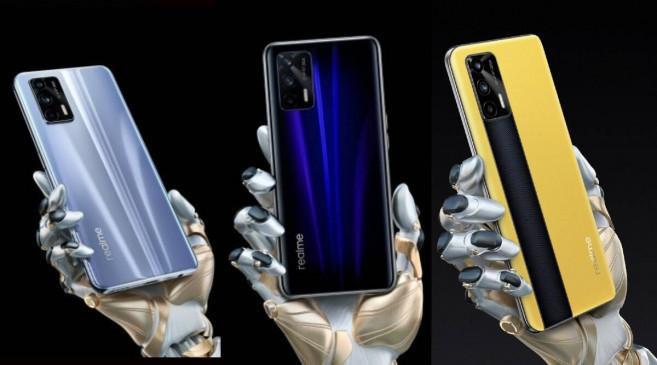 Realme GT 5G भारत में दिवाली से पहले होगा लॉन्च, कीमत हुई लीक