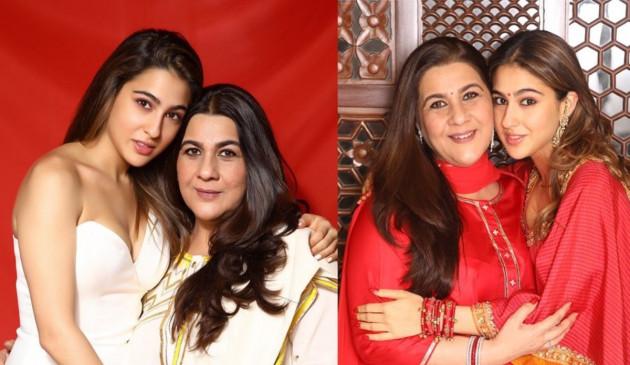 अमृता सिंह कर रही 30 साल बाद कमबैक, बेटी सारा के साथ करेंगी विज्ञापन में काम
