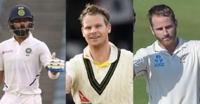 ICC Test rankings: केन विलियम्सन को पछाड़कर स्टीव स्मिथ बने नंबर वन, कोहली पांचवे से चौथे नंबर पर पहुंचे
