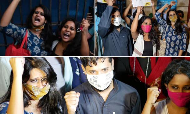 Delhi Riots: तिहाड़ जेल से बाहर आए एक्टिविस्ट नताशा, कलिता और इकबाल; हाईकोर्ट ने दो दिन पहले दी थी जमानत