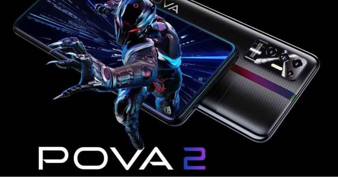 Tecno Pova 2 स्मार्टफोन हुआ लॉन्च, इसमें है Helio G85 प्रोसेसर और जंबो बैटरी