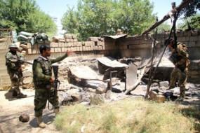 अफगानिस्तान ने 24 घंटे में मार गिराए सौ से ज्यादा आतंकवादी