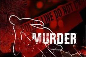 चरित्र संदेह पर लाठी से पीटकर पत्नी की हत्या, हत्या को हादसा बताने की साजिश