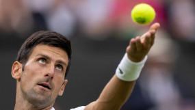 Wimbledon 2021: नोवाक जोकोविच ने जीत के साथ की अपने अभियान की शुरुआत