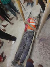 सतना की बीसीएल सगमनिया माइंस की कनवेयर बेल्ट में फंसने से धड़ से अलग हो गया ठेका श्रमिक का सिर