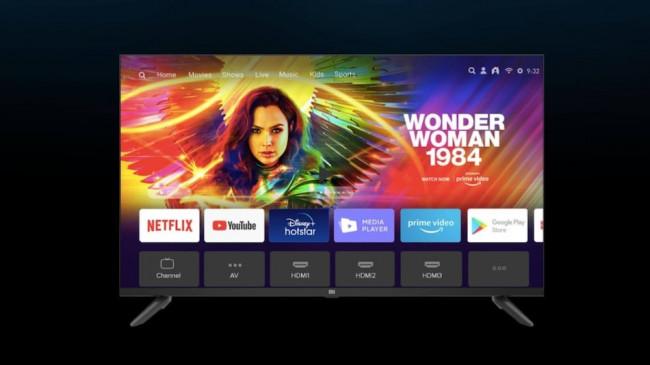 Xiaomi ने भारत में लॉन्च की Mi TV 4A 40 Horizon Edition टीवी, जानें खूबियां और कीमत
