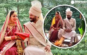 उरी के निर्देशक आदित्य धर के साथ यामी गौतम ने रचाई शादी, इंस्टाग्राम पर शेयर की पहली तस्वीर