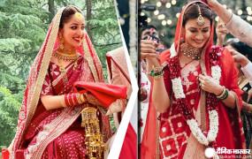यामी गौतम ने पहना दीया मिर्जा की तरह शादी का जोड़ा, देखिए, वेडिंग सेरेमनी की अनदेखी तस्वीरें