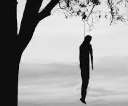 कर्ज में डूबे युवा किसान ने पेड़ पर फांसी लगा कर ली आत्महत्या, हादसे में बाइक सवार की मौत