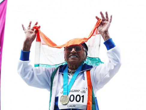 दुखद: 105 वर्षीय एथलीट मान कौर नहीं रहीं , 100 पार उम्र में जीता था गोल्ड मेडल, गॉल ब्लैडर कैंसर से थीं पीड़ित