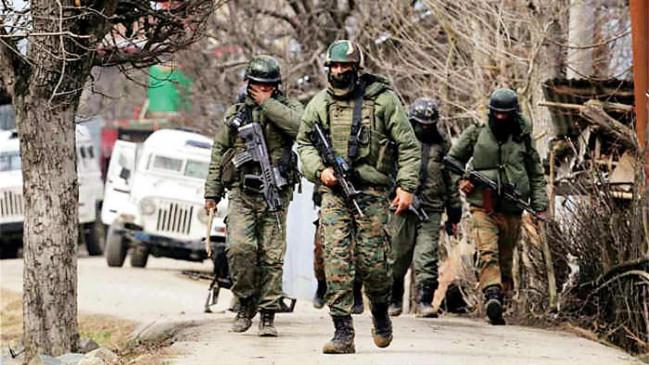 सरकार ने संसद में बताया, जम्मू-कश्मीर में इस साल जून तक आतंकी हमलों में 16 जवान शहीद हुए