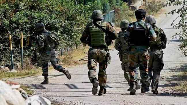 जम्मू-कश्मीर: घाटी में सुरक्षाबलों का बड़ा एक्शन, मुठभेड़ में मारे गए 5 आतंकी, सर्च ऑपरेशन जारी