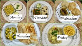 Recipe: देखिए, सोमवार से रविवार तक की Different डिनर रेसिपी
