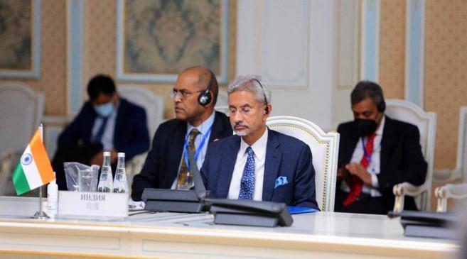 SCO Meeting: अफगानिस्तान के 85 प्रतिशत क्षेत्र पर तालिबान का कब्जा, जयशंकर बोले- काबुल का भविष्य इसका अतीत नहीं हो सकता