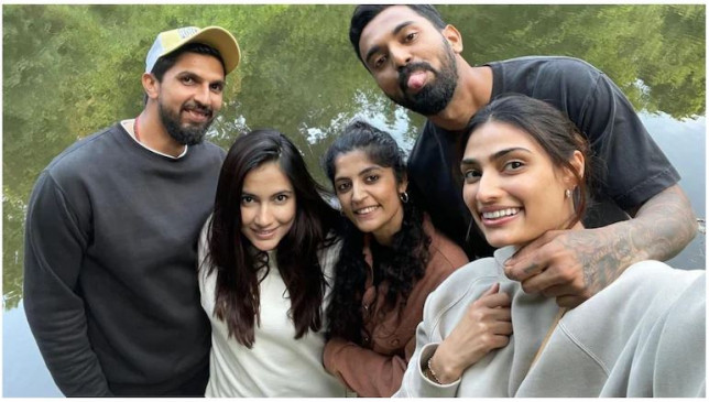 टीम इंडिया के खिलाड़ी केएल राहुल, अथिया ने कंफर्म की अपनी रिलेशनशिप! इस अंदाज में साथ आए नजर