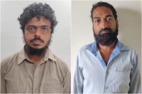 लखनऊ में अलकायदा के दो आतंकी गिरफ्तार, पुलिस का दावा-यूपी में 15 अगस्त से पहले धमाका करना चाहते थे आतंकी