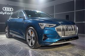 Audi e-tron भारत में हुई लॉन्च, सिंगल चार्ज पर चलेगी 379 किमी